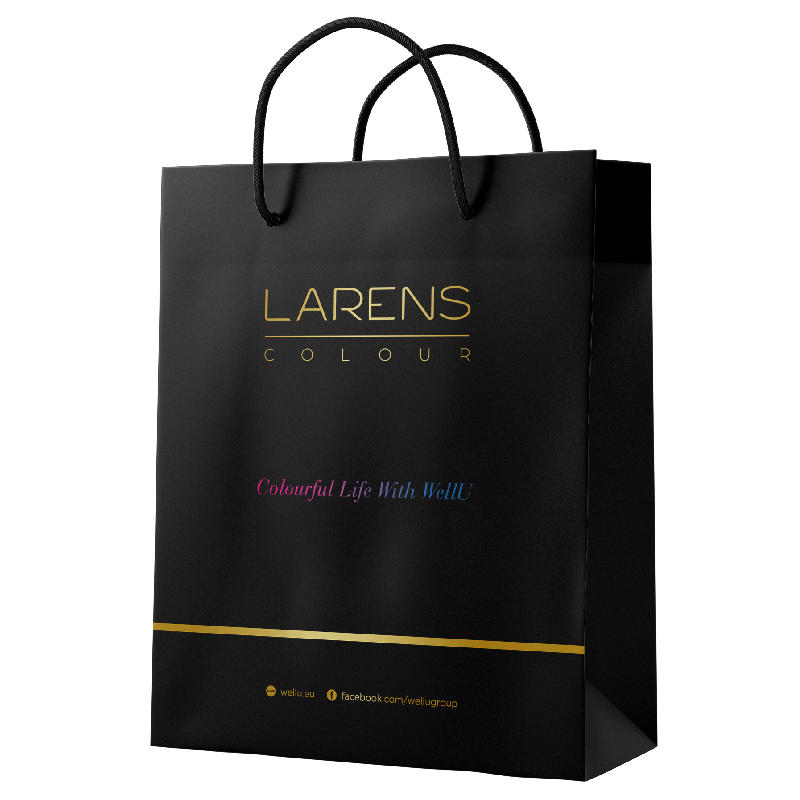 Larens Colour Bag Black