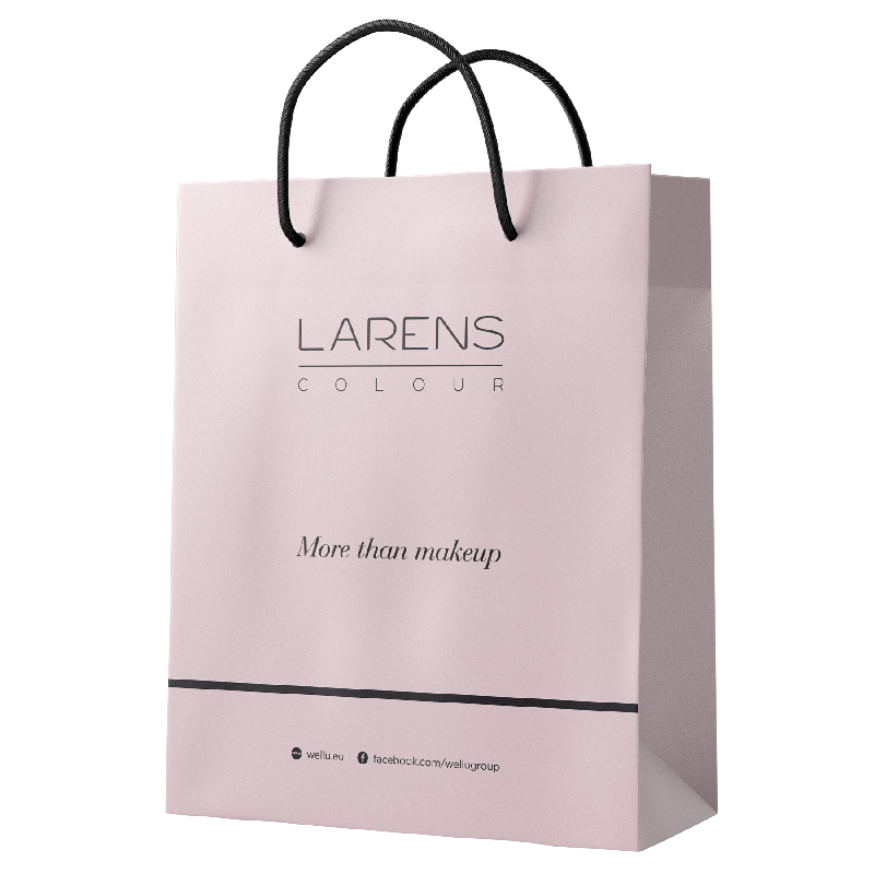 Larens Colour Bag Pink