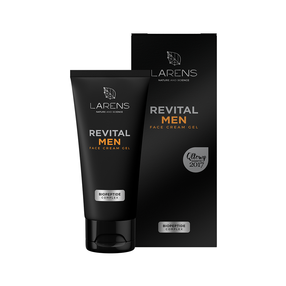 Revital Men Face Cream Gel